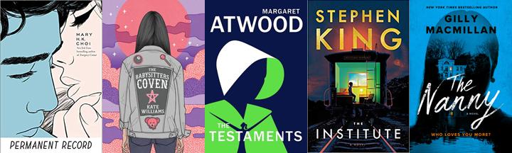 September 2019_Books