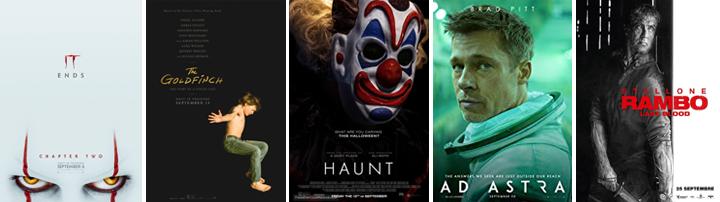 September 2019_Movies