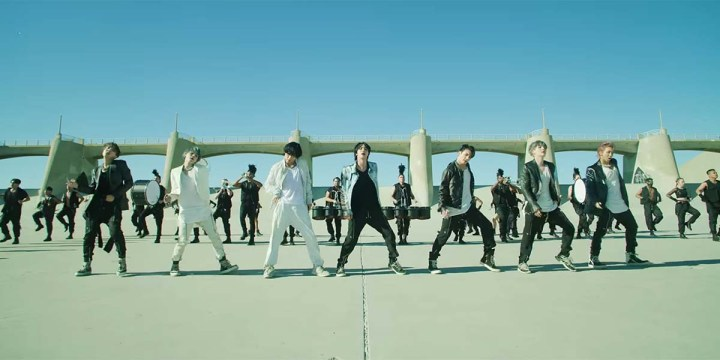 BTS-ON